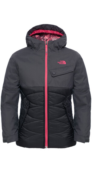 The North Face Girls Carly Ins Jacket Graphite Grey